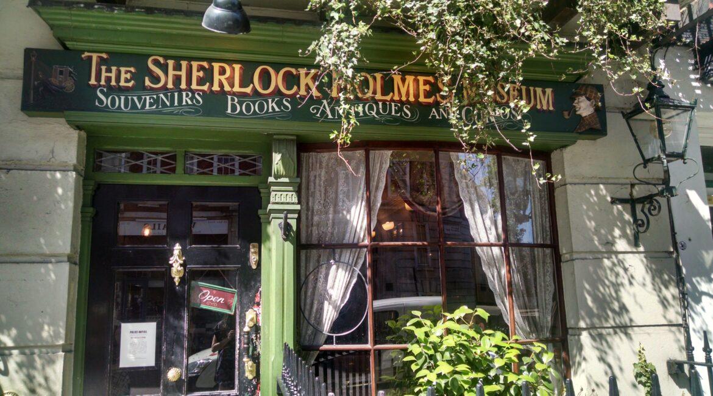 Sherlock Holmes Museum in Scottland