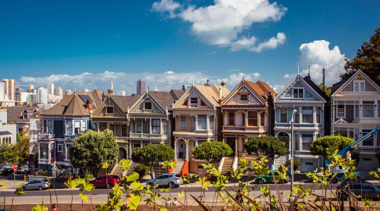 Famous street San Francisco