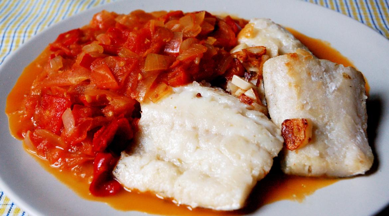 Bacalao cod food Madrid