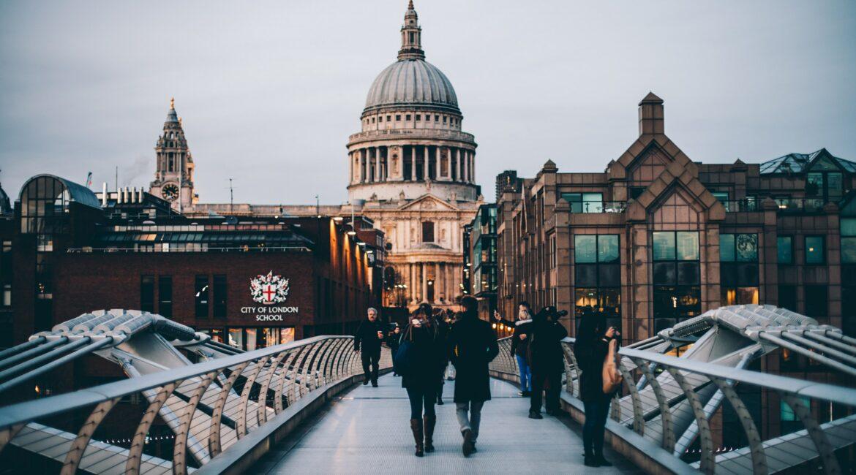 London beautiful bridge