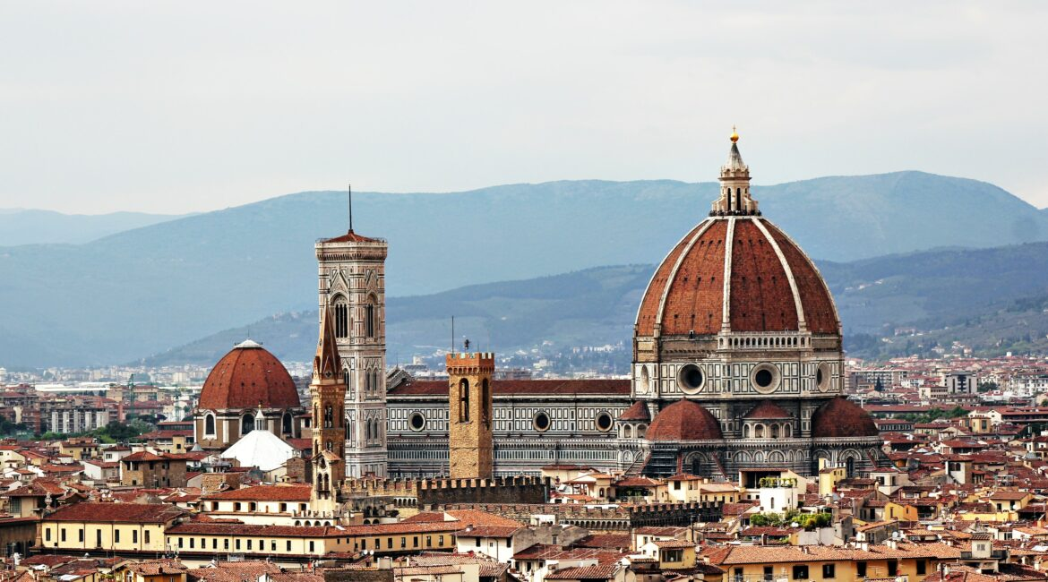 Florence picture of the Duomo