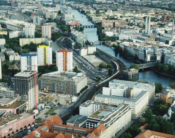 Berlin overhead