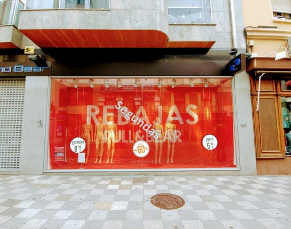 Rebajas or sales in Spain